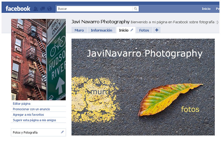 Javi Navarro Photography en Facebook