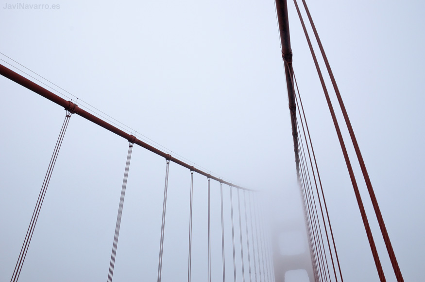 Golden Gate Bridge || Nikon D7000 | 1/640s | f/13 | ISO 800 | a pulso