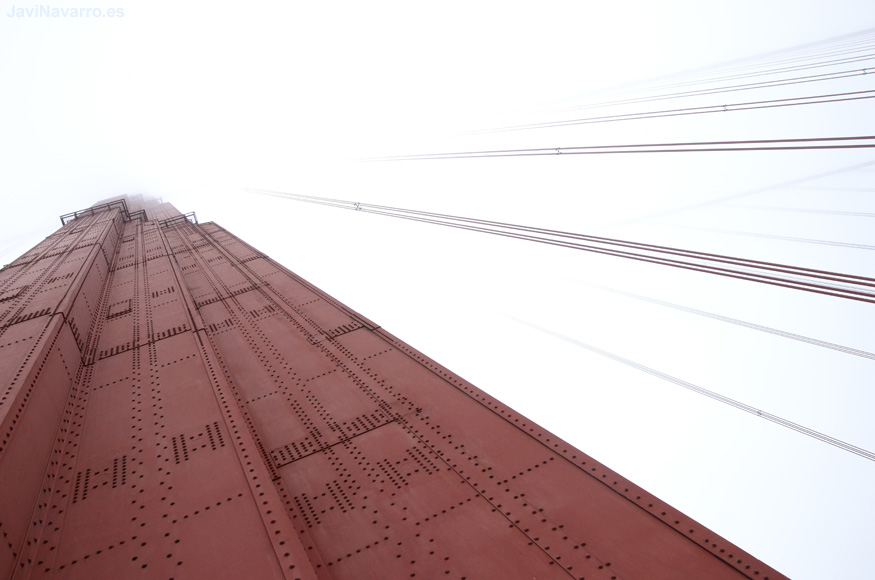 Golden Gate Bridge || Nikon D7000 | 1/400s | f/10 | ISO 800 | a pulso