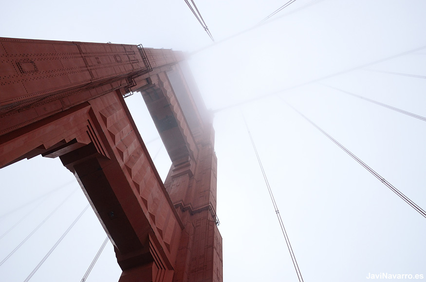 Golden Gate Bridge || Nikon D7000 | 1/500s | f/11 | ISO 800 | a pulso